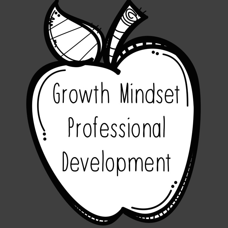 Goals don't start and end with teachers. In this professional development, I focused on connecting the growth mindset with goal setting. I taught the basics of solution focused goal setting and created a printable to use with students.