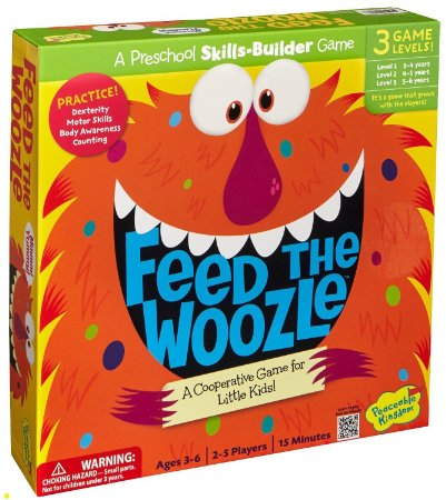Cooperative Games in School Counseling: Feed the Woozle
