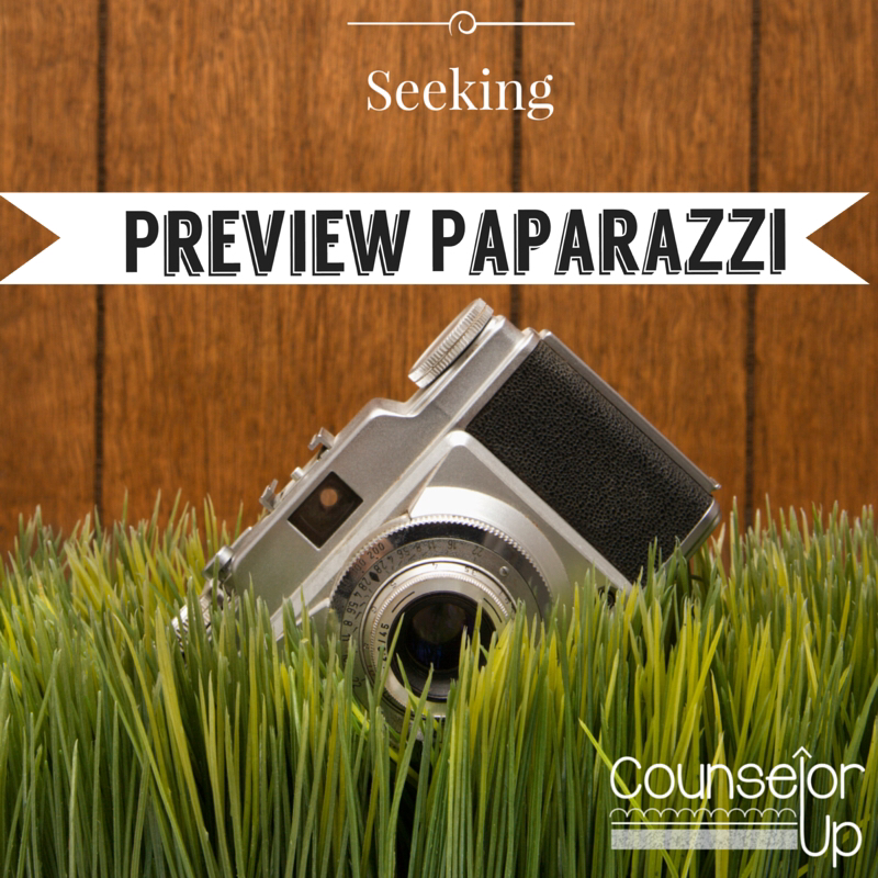 Free Stuff! Become a Preview Paparazzi member!
