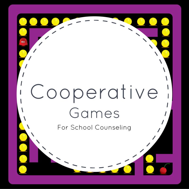 Cooperative Games for School Counselors www.counselorup.com