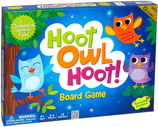 Cooperative Games for School Counselors: Hoot Owl Hoot