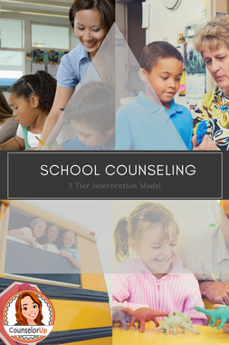 School counselors work with all students and provide a variety of services. As more schools are aligning their efforts to the MTSS (multi-tiered system of support) model, it's important for counselors to be able to share how their work aligns with the school's system of support.