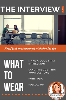 Land a job with these 5 tips!